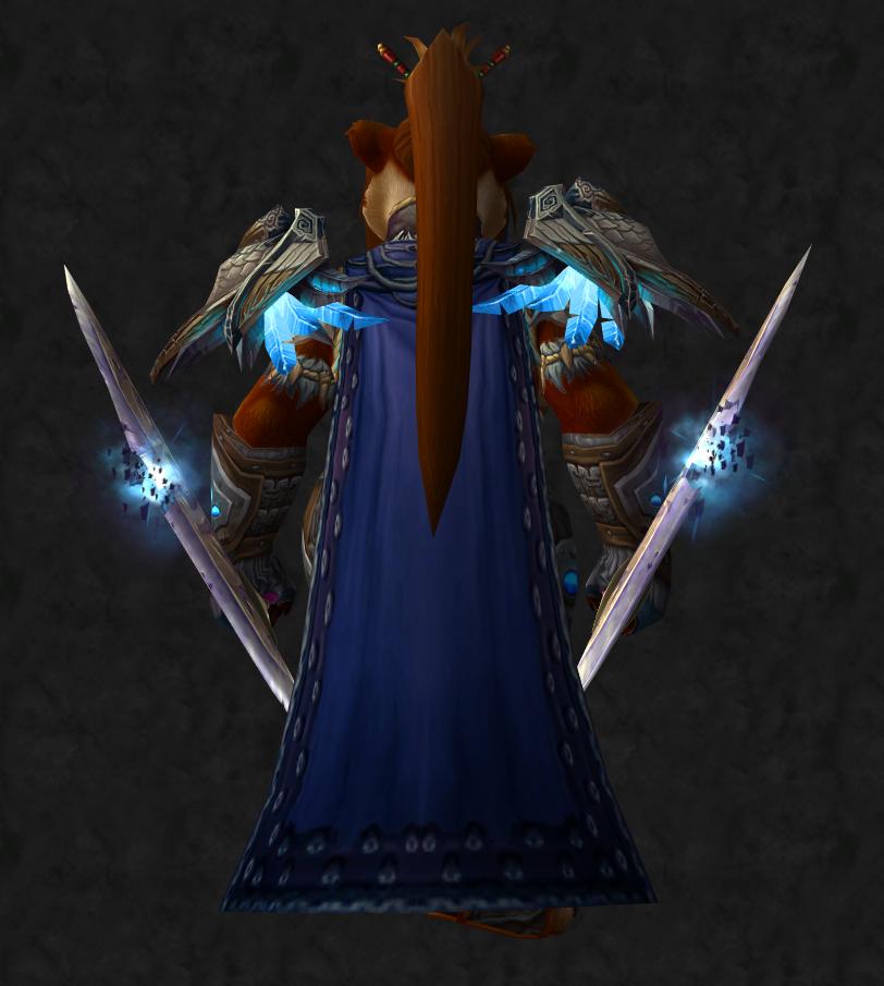 Female Pandaren Shaman Transmog Awesome World of Warcraft