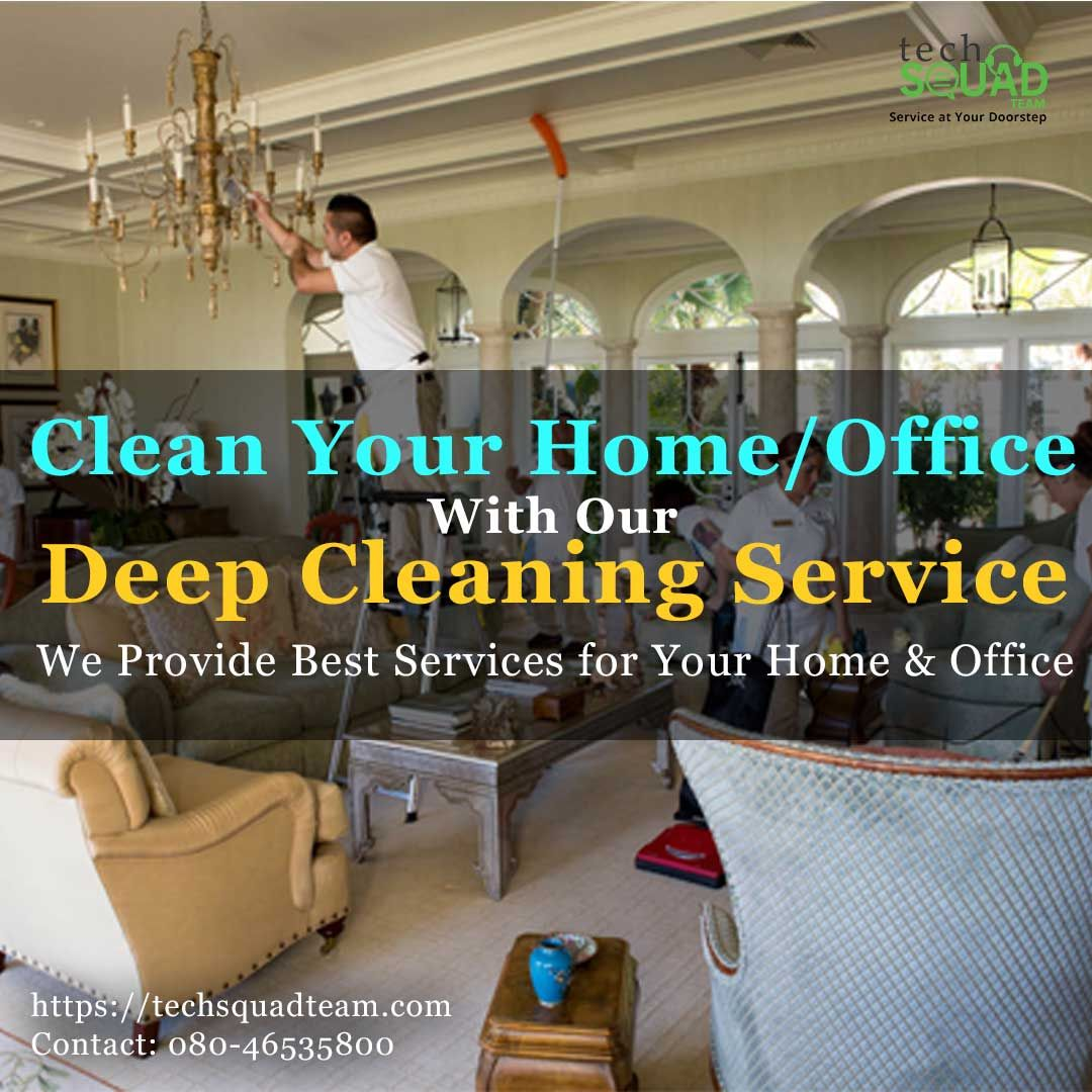 Benefits of hiring professional deep cleaning service for
