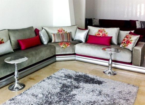 decorationmarocains salon luxe professionnel marocain. Black Bedroom Furniture Sets. Home Design Ideas