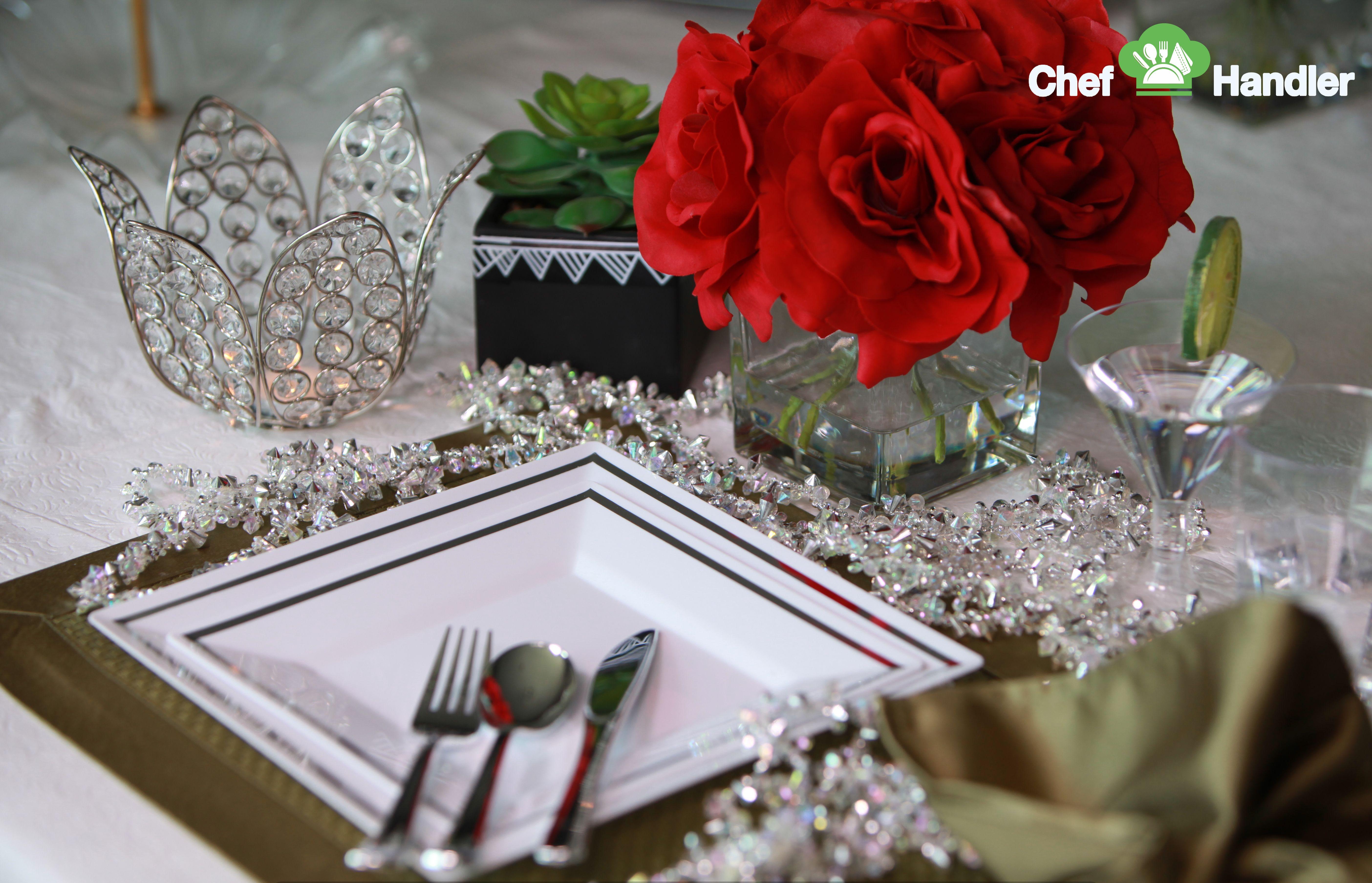 Imperial Classic Square 10.25u201d White Plastic Plates - 50ct & Imperial Classic Square 10.25u201d White Plastic Plates - 50ct | Plastic ...