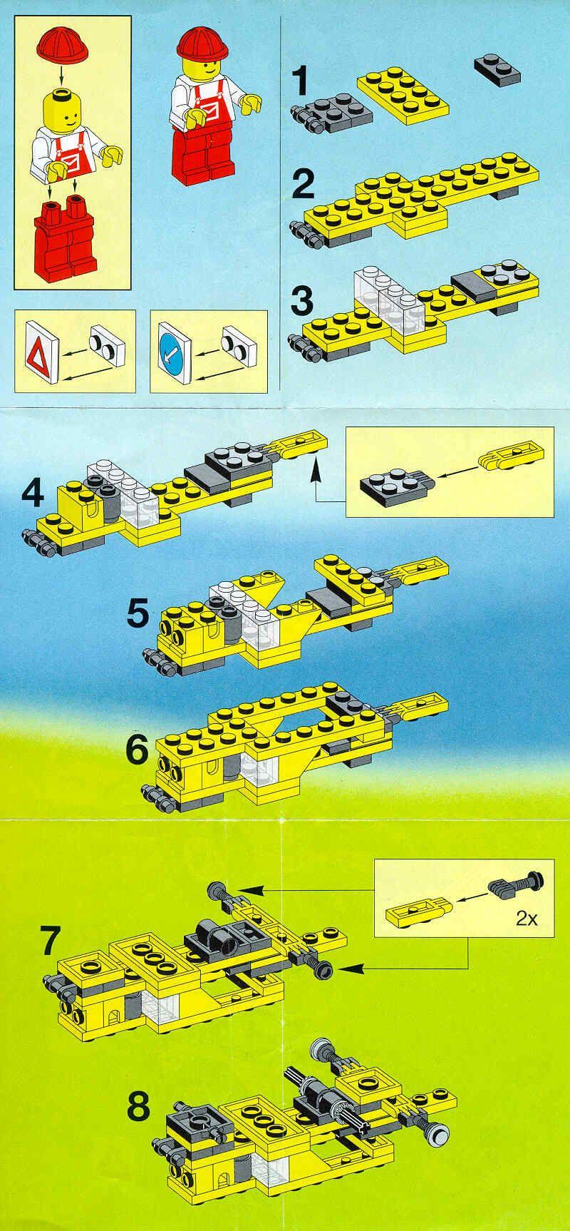 002 Jpg Lego Creaties Lego Lego Bouwen