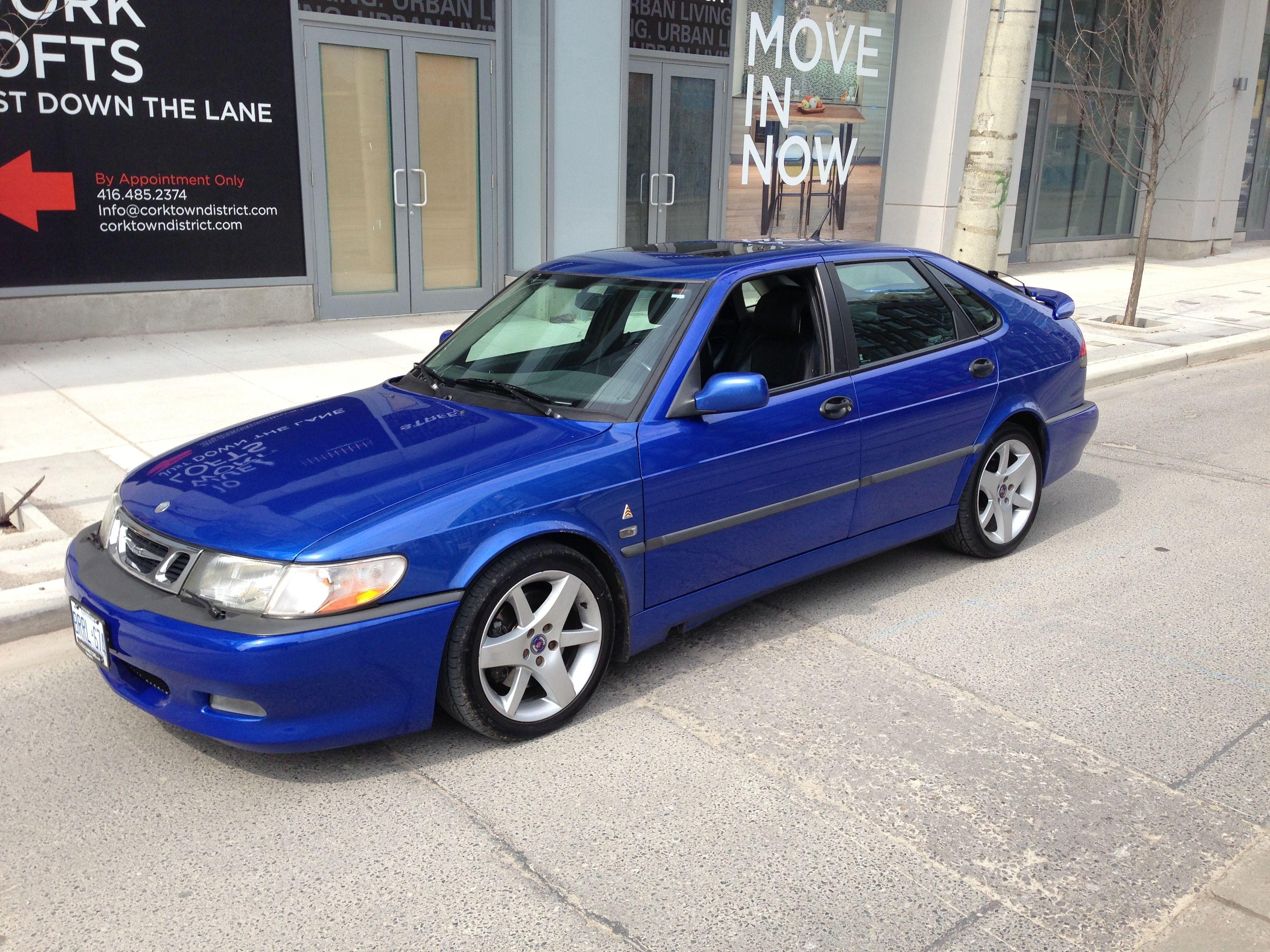 My 2000 Saab Viggen Torontorealtor Jimsellstoronto
