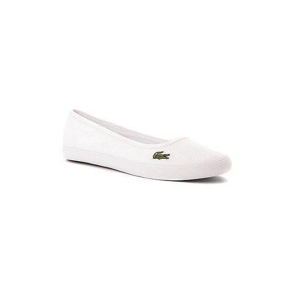 lacoste ballerina shoes