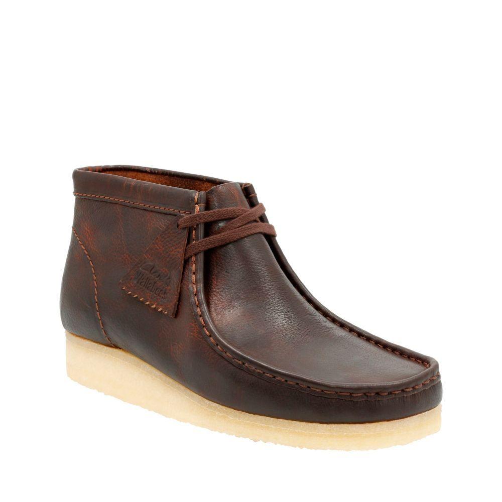 Clarks Men's Originals - Clarks® Shoes Official Site. Men's Leather  BootsLeather MenClark ...