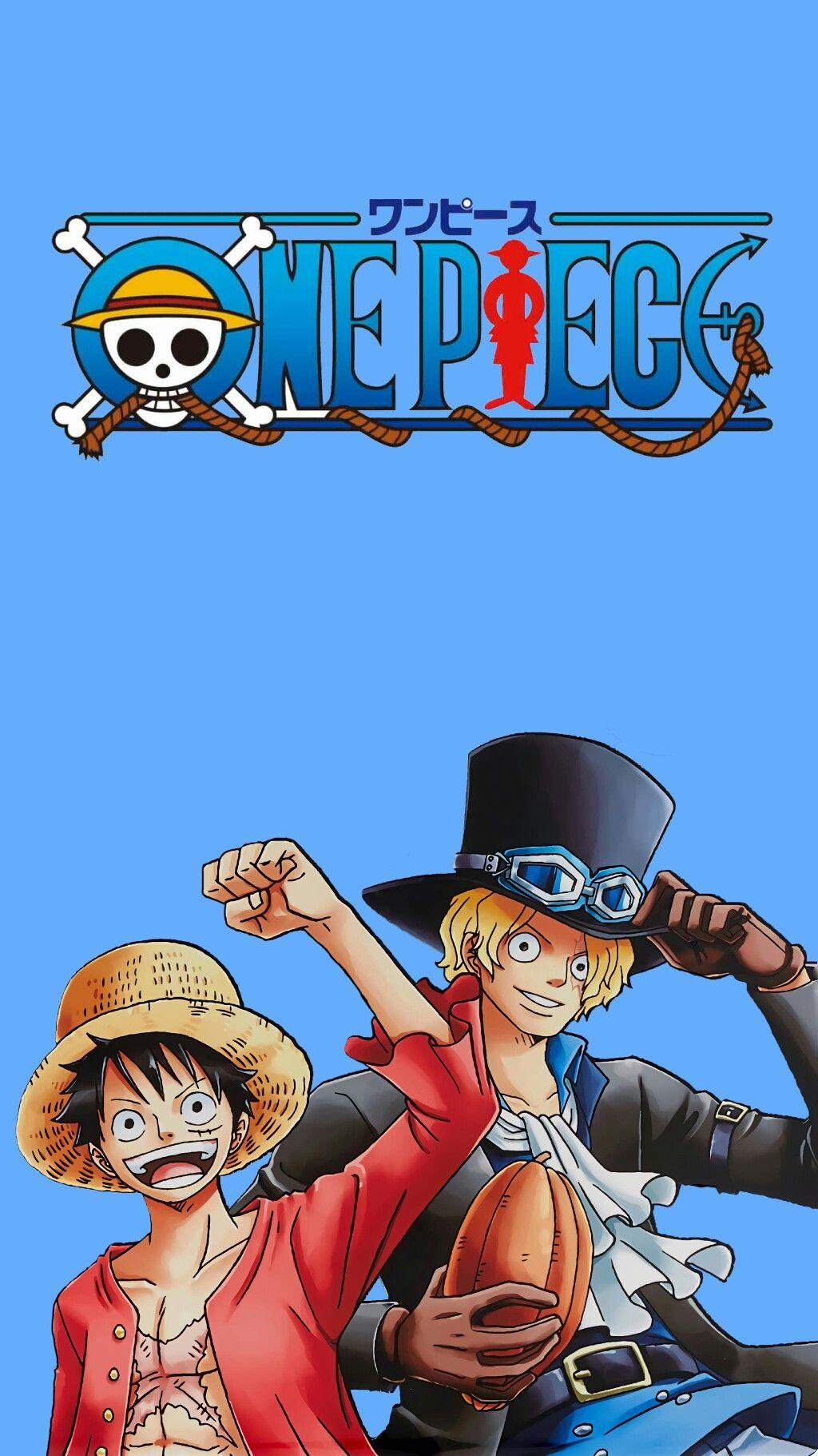 Luffy & Sabo Anime, Imagem de anime, One piece
