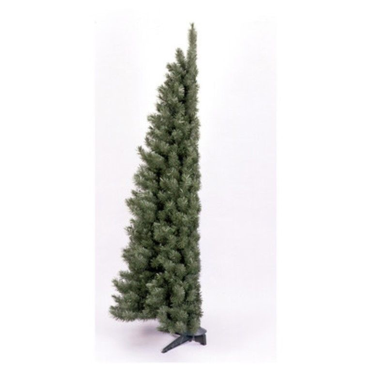 Half Christmas Tree 6 5 Tall Green Flat Back To Wall Perfect