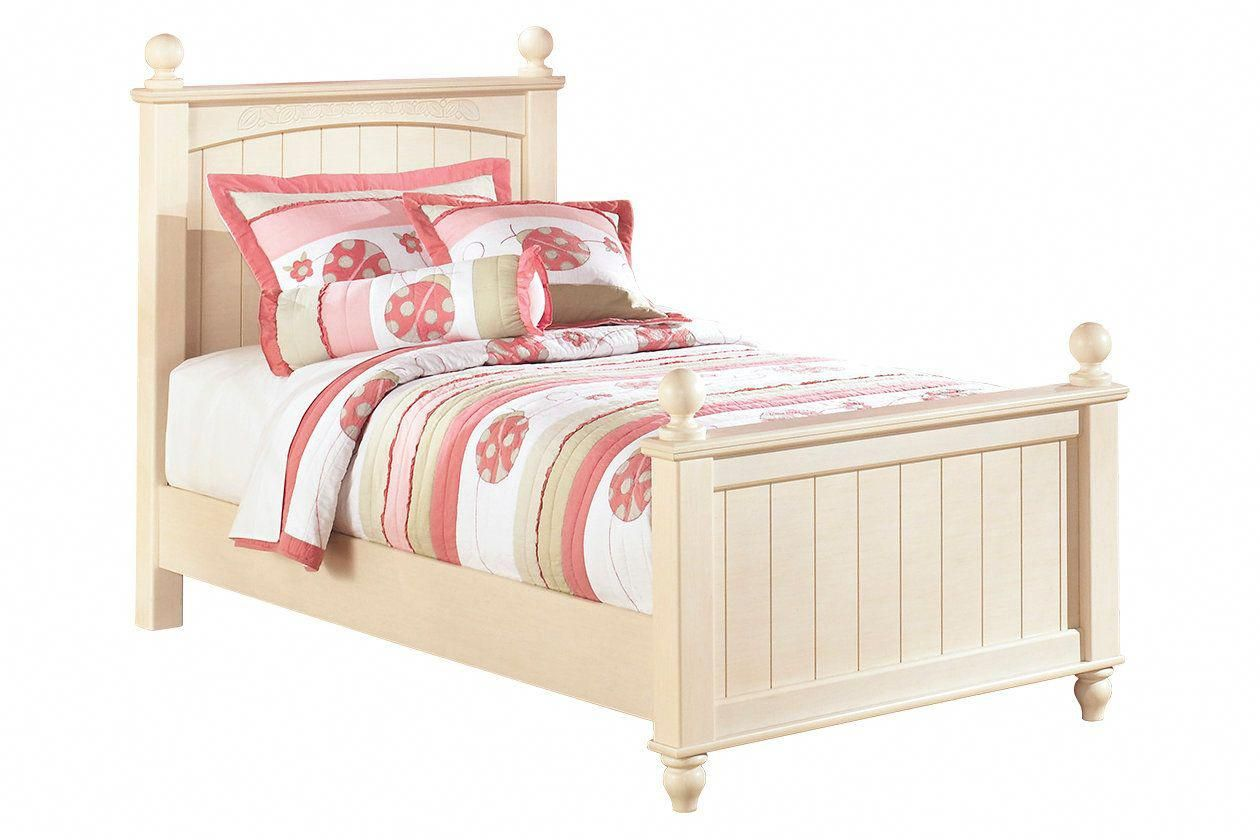 Best Cottage Retreat Twin Bed With 2 Nightstands Ashley 400 x 300