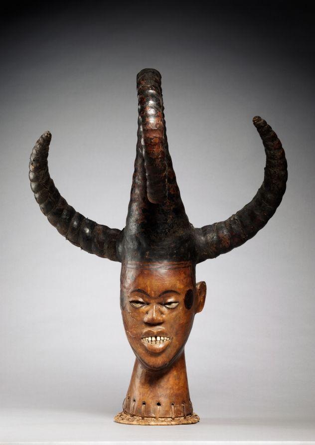 Headdress | Cleveland Museum of Art
