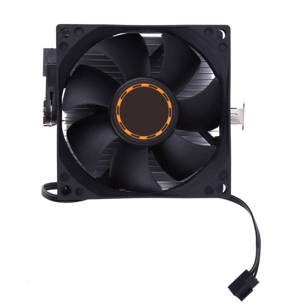 80x80x25mm Silent Cooling Fan Heatsink Radiator Cpu Cooler For