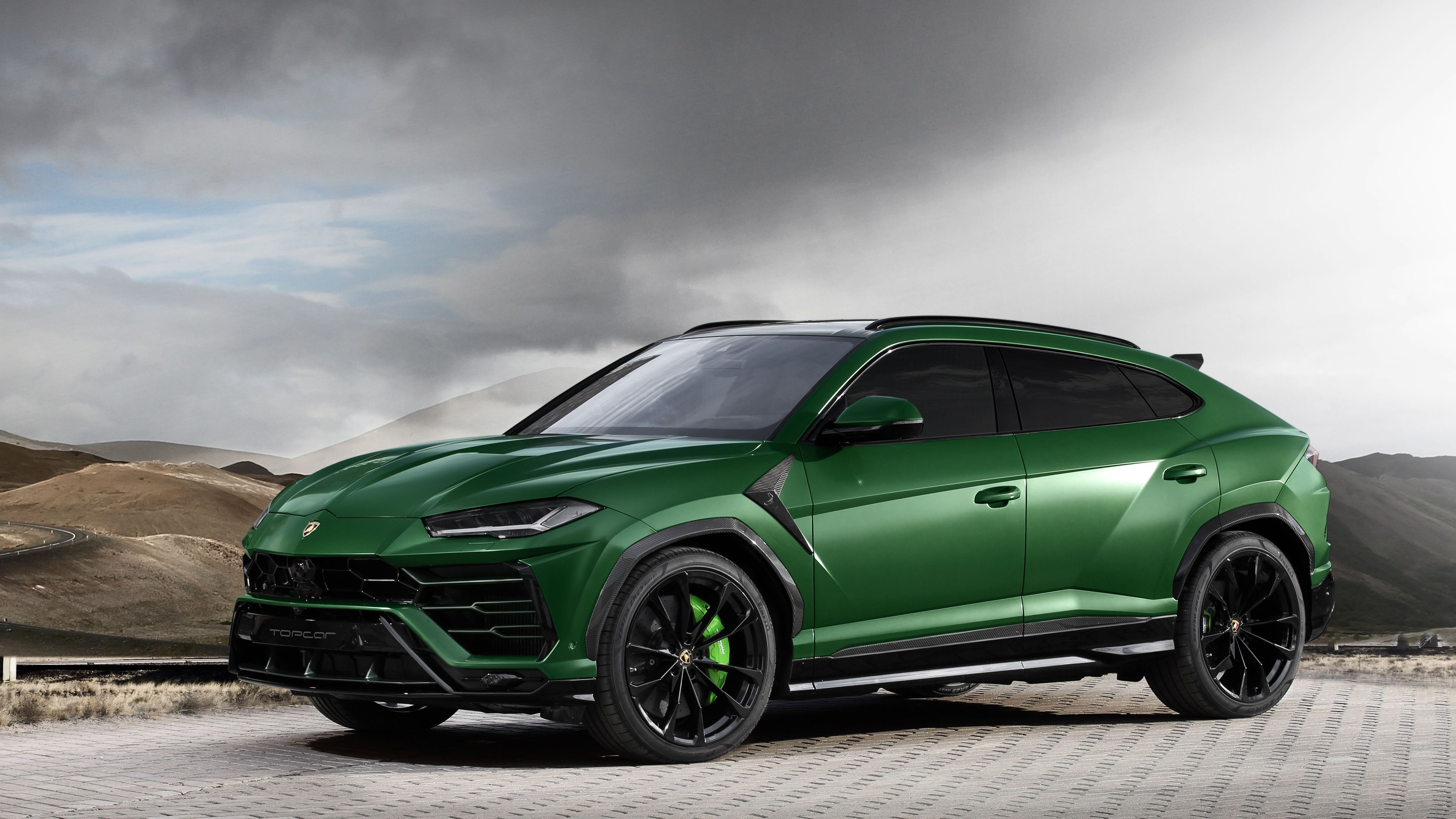 Wallpaper 4k Topcar Lamborghini Urus 2018 2018 Cars Wallpapers 4k