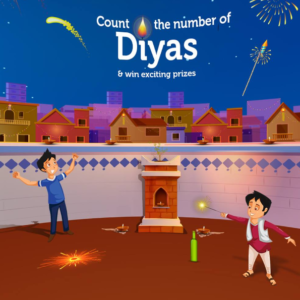 Answer Chance To Win Exciting Gifts On Diwali Festival