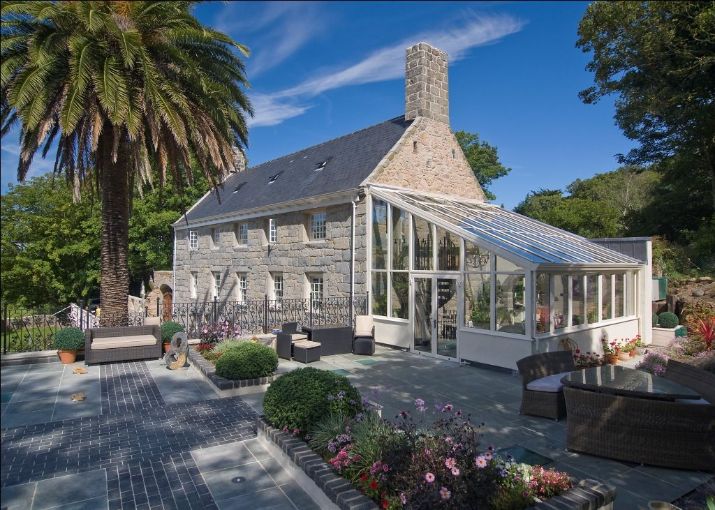 This Conservatory Is A Monopitch Lean To Victorian