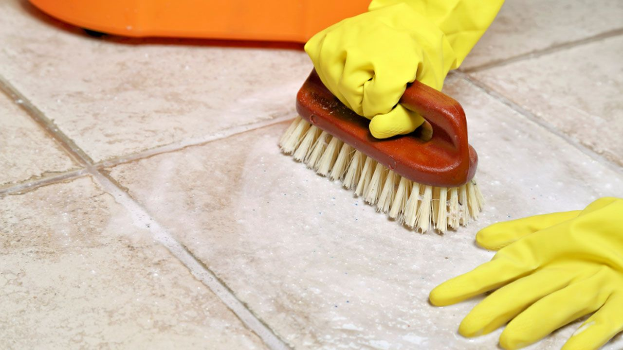 Looking to know the best way to clean tile floors