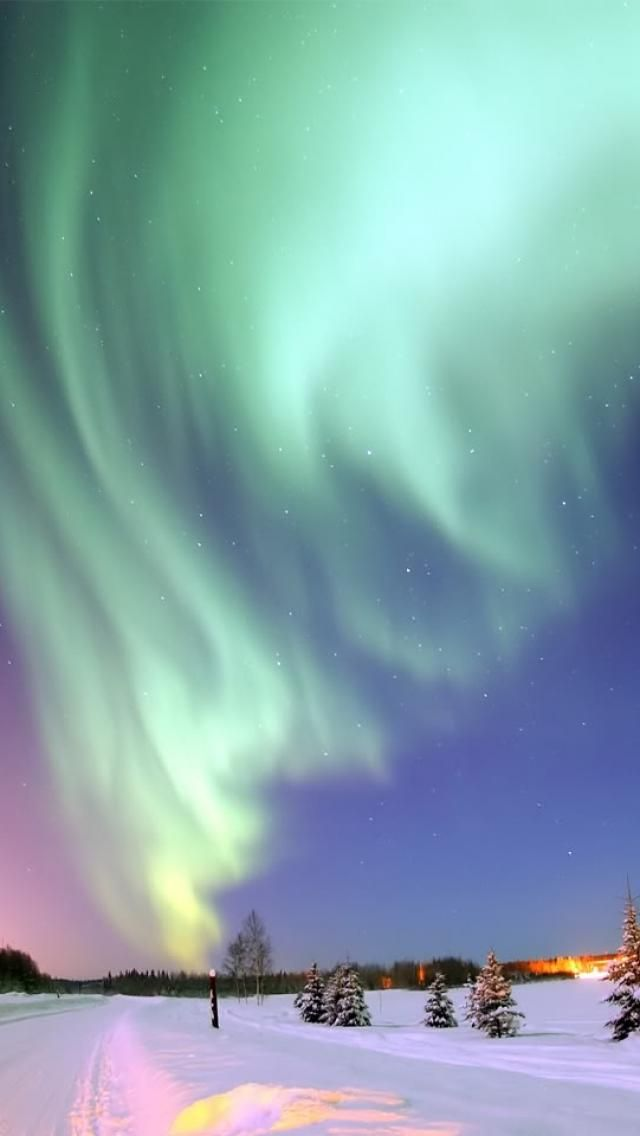 Northern Lights Beautiful Sky Aurora Borealis Northern Lights Beautiful northern lights wallpaper for