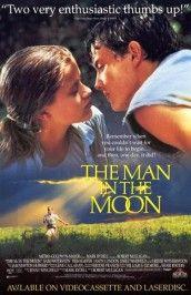 The Man In The Moon Un Verano En Louisiana Peliculas Chicas Peliculas Cine Hombre En La Luna