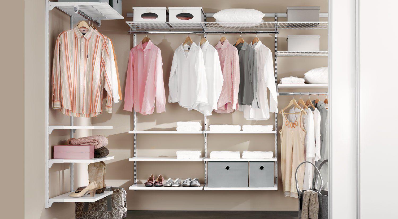 Offene Regalsysteme Kleiderschrank | Die schönsten Einrichtungsideen