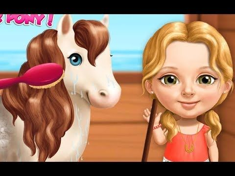fun baby care kids game learn colors makeover hair salon game