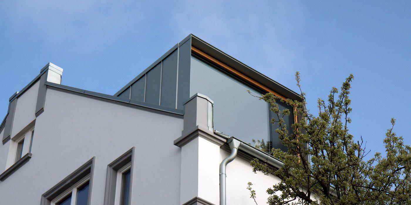 Gaube Fenster Blankenese Fassaden Dachgauben Gauben