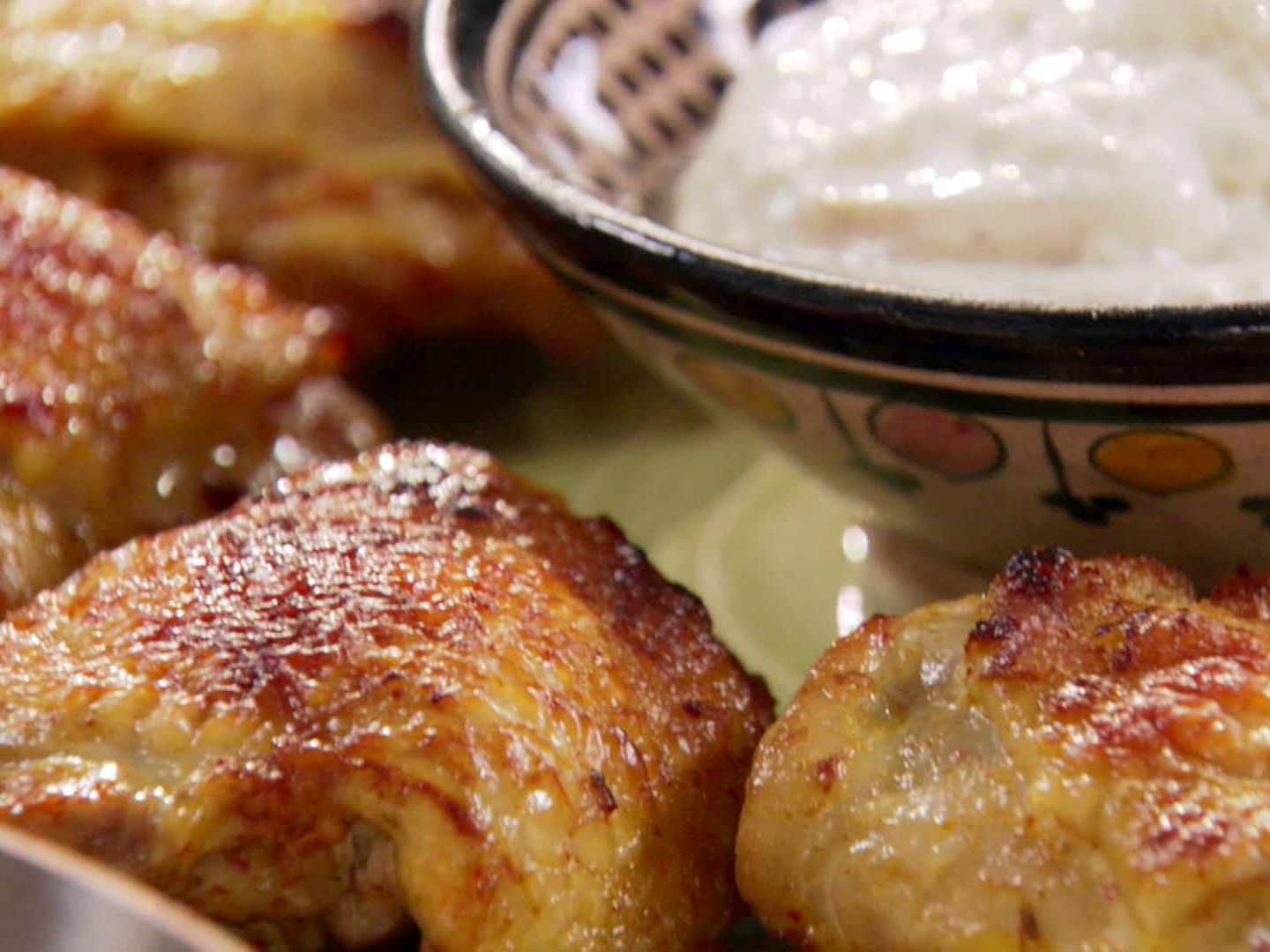 Roasted curry chicken thighs with yogurt cumin sauce recipe roasted curry chicken thighs with yogurt cumin sauce recipe chicken thighs yoghurt and thighs forumfinder Choice Image