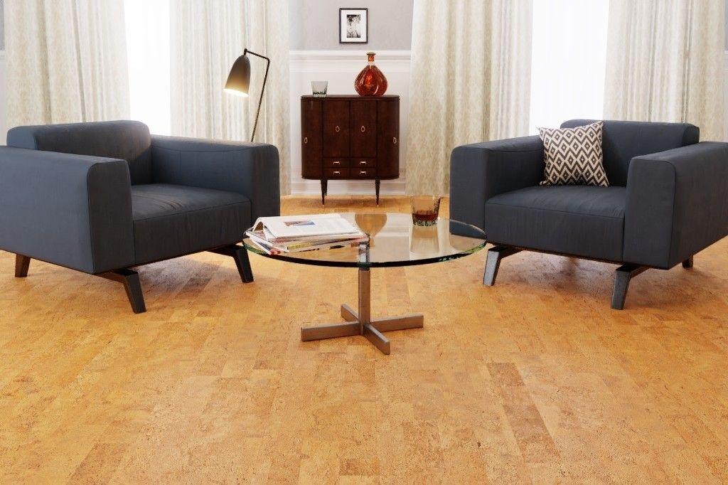 Wohnideen Wohnen Gemutlich Warm Kork Korkboden Wohnzimmer Fussboden Sessel Korkboden Wohnen Schoner Wohnen