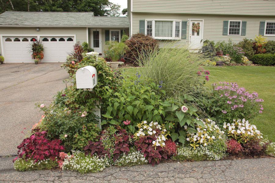 mailbox garden idea