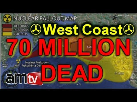 Millions Die from Fukushima Fallout! | living | Pinterest ...
