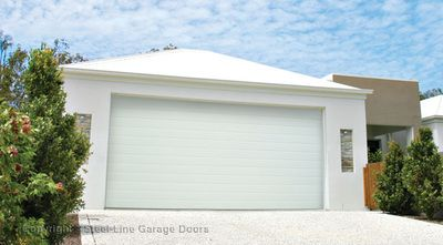 Garage Door Gallery - Steel-Line Garage Doors