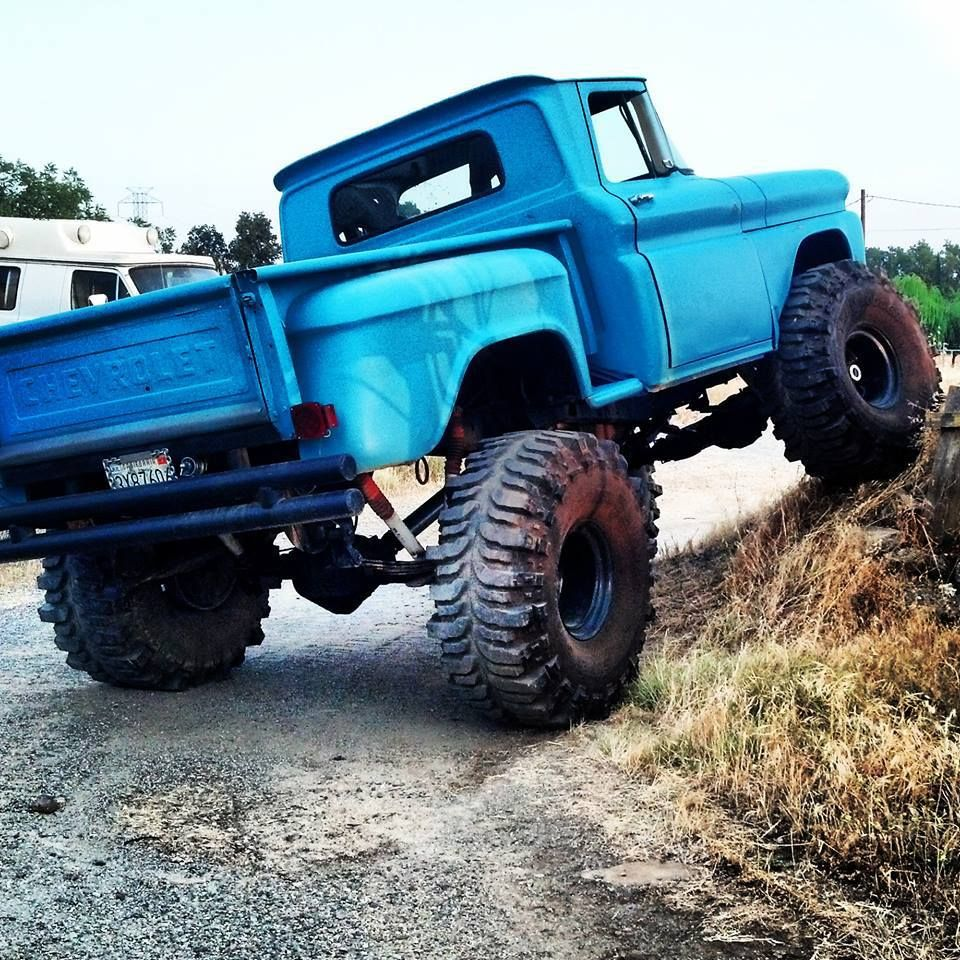 Old School #chevy #4x4 | Vehicles | Pinterest | Chevy 4x4, 4x4 and ...