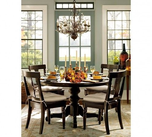 Genial Dining Room Decorations | Dining Room Decorating Ideas By Pottery Barn  Listed In: | DINING ROOM | Pinterest | Dining Room Sets, Poker Table And  Room Set