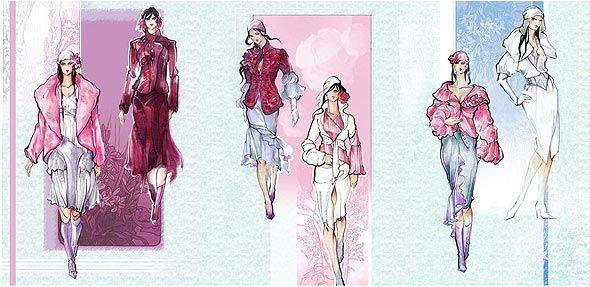 Portfolio Examples Ryerson School of Fashion 48