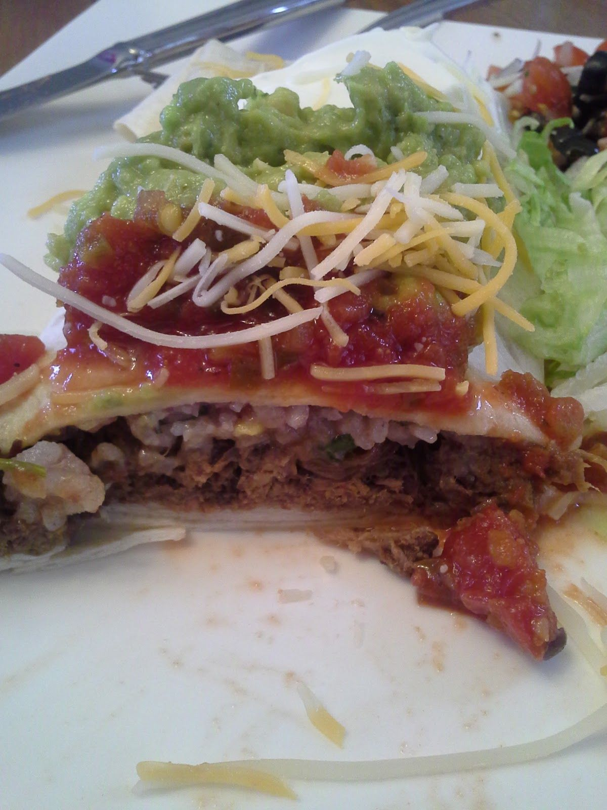 You Have To Cook It Right Venison Burrito Venison Game Food Cooking