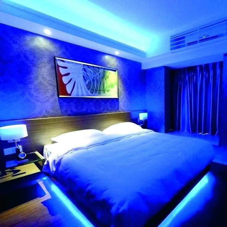 7 Amazing Led Strip Lights Bedroom Images Ideas
