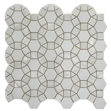 home decoration marble mosaic tile shell mosaic tile wall