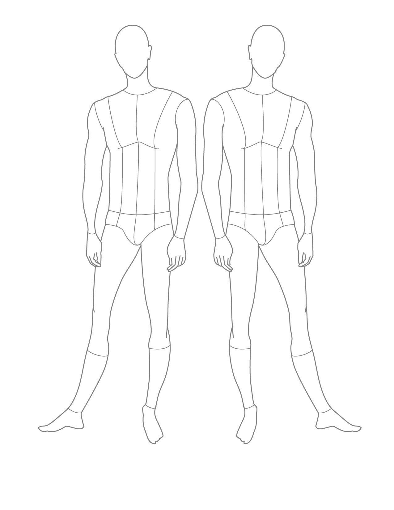 Images For Gt Costume Design Figure Template Fashion Templates