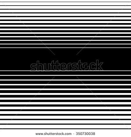 straight horizontal lines pattern vector art horizontally seamless