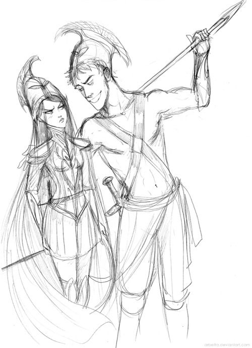 RotG #Retreat #Ares #Athena | Retreat: Myths and Legends in