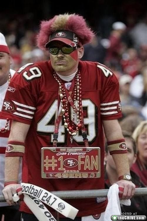 NFL Football Fans | NFL football fanatics (32 photos