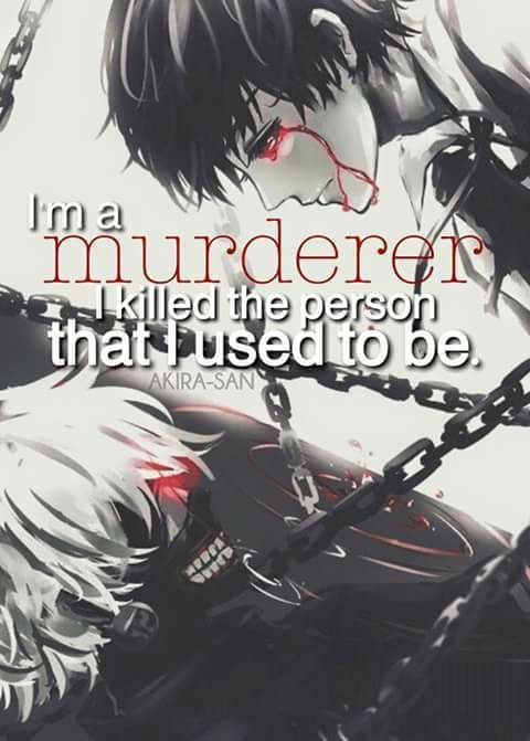 Pin By Abhas Gatuam On Tokyo Ghoul Citations Tristes