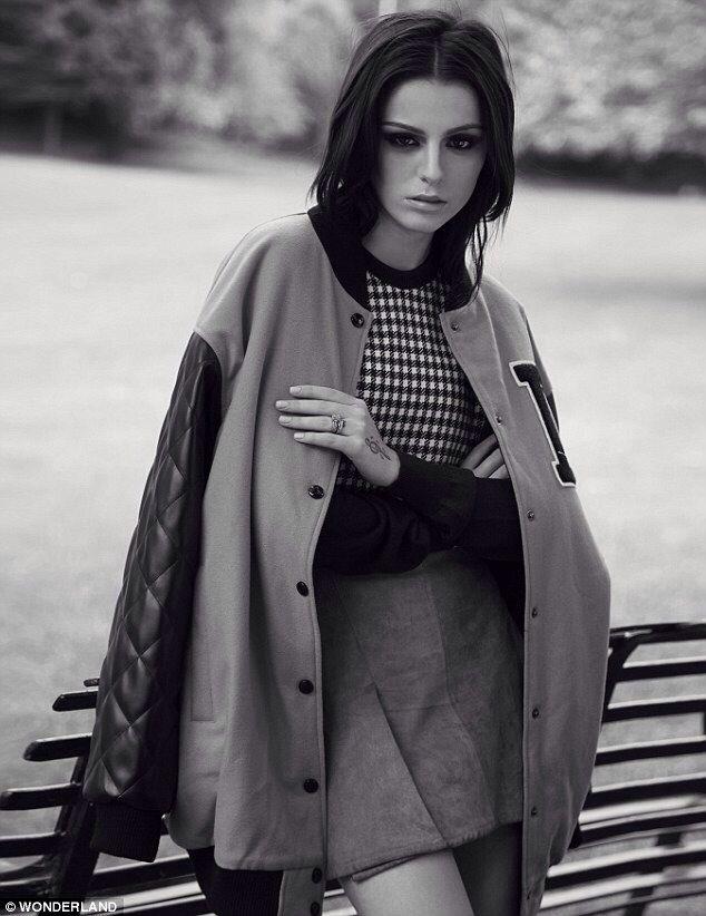 wonderland photo shoots are best   Cher Lloyd in 2019   Cher lloyd