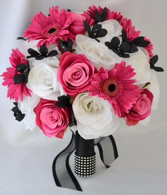 How To Make Silk Flower Arrangements For Weddings