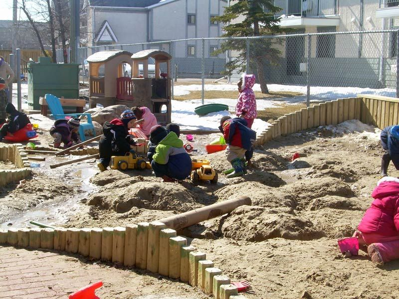Outdoor Classroom Ideas Kindergarten ~ Creating a full day learning kindergarten space