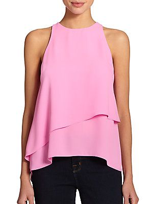 Elizabeth and James Cheridah Layered Tank Top