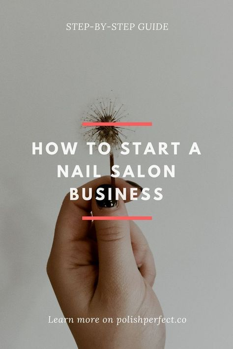 The Ultimate Guide to Opening A Nail Salon & Checklist images