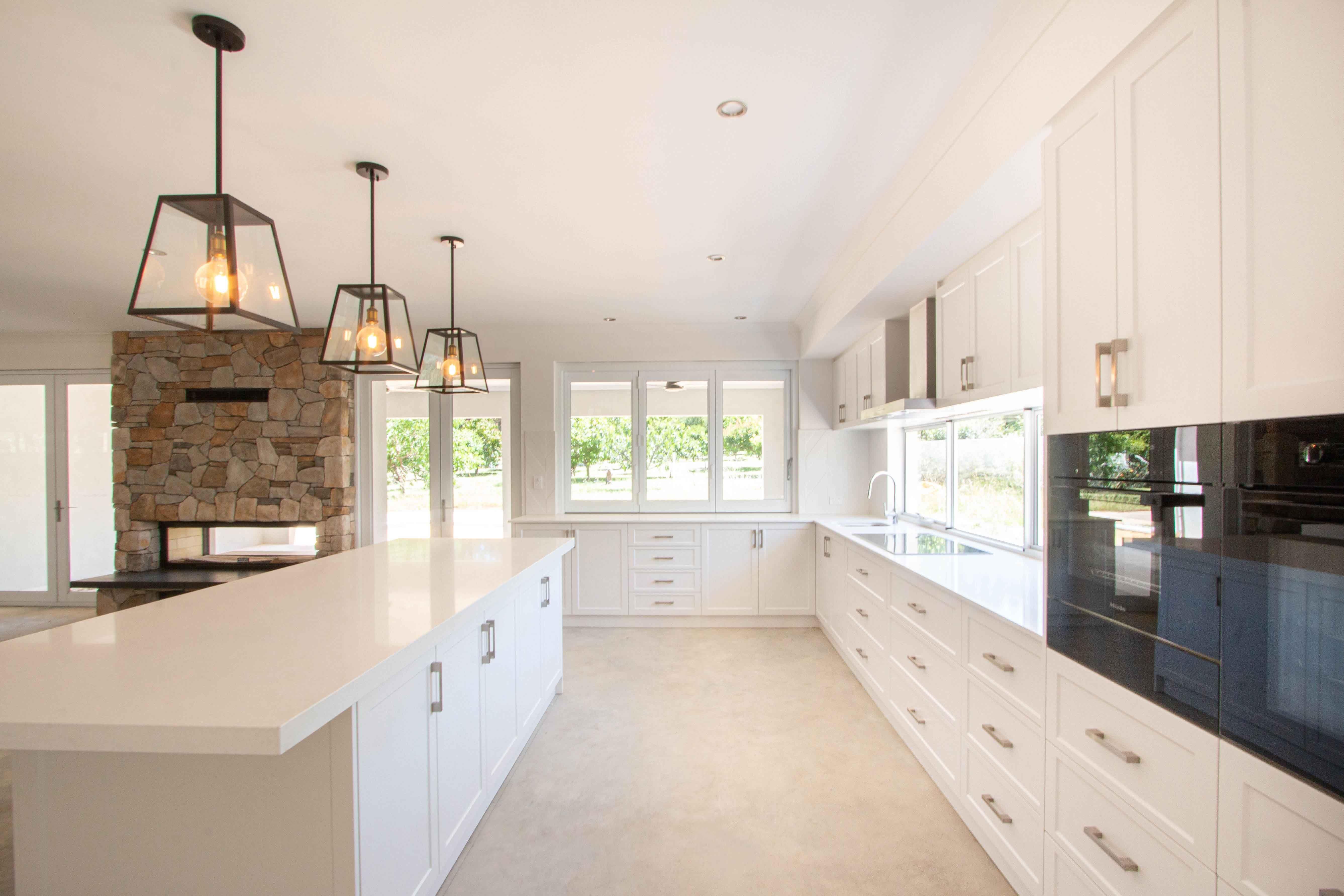 #ruralliving #qualitybuildersperth #countryhome #Perth #perthbuilder #kitchen