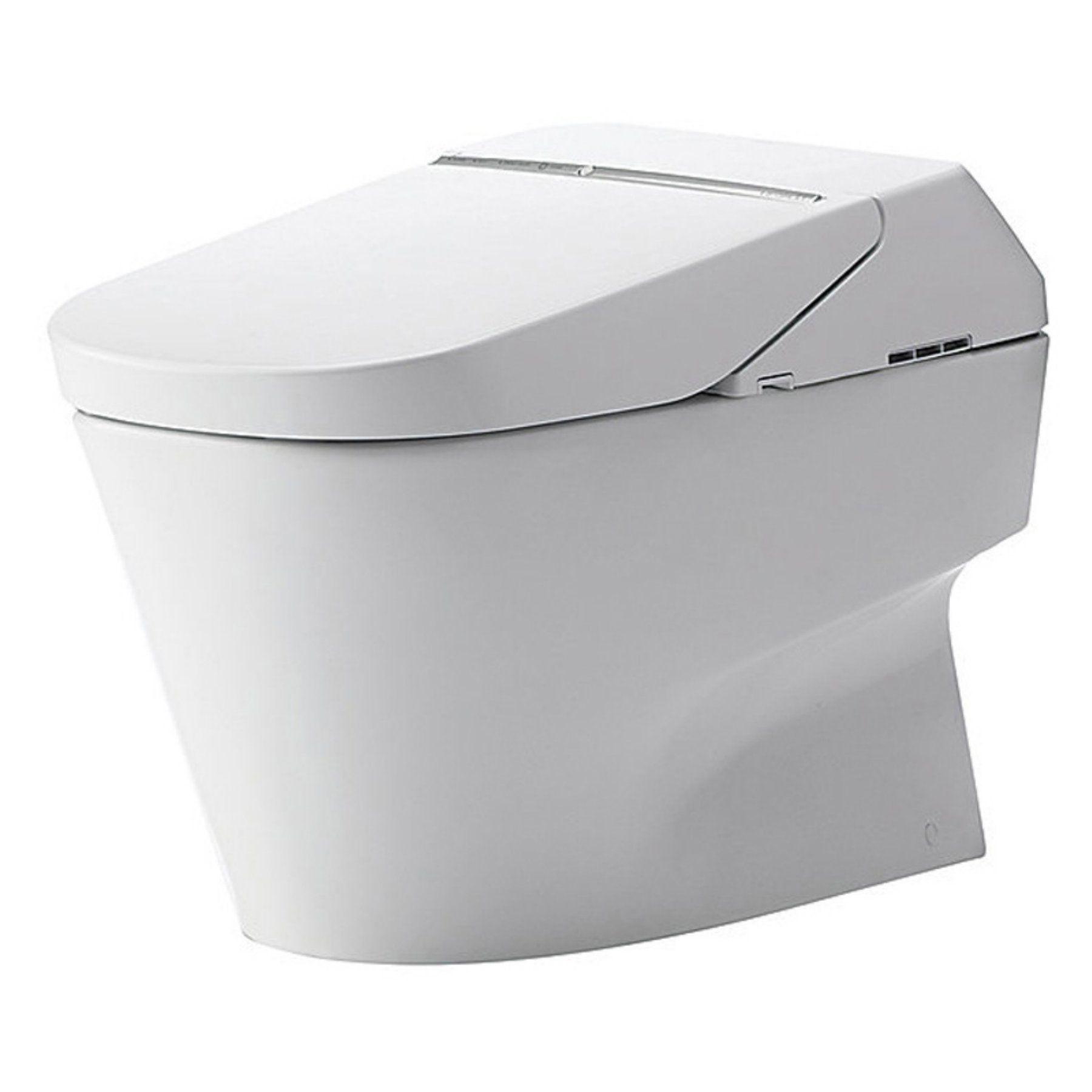 Toto Neorest MS992CUMFG#01 Elongated 1 Piece Toilet - MS992CUMFG01 ...