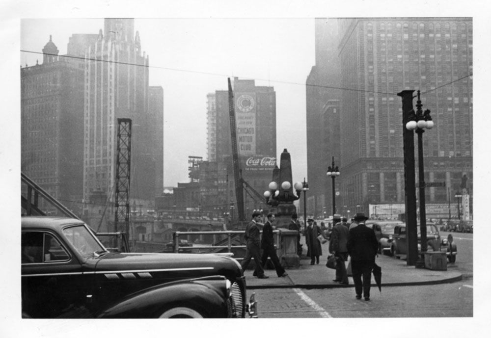 Chicago 1940s | Old Chicago | Pinterest | 1940s, Chicago ...
