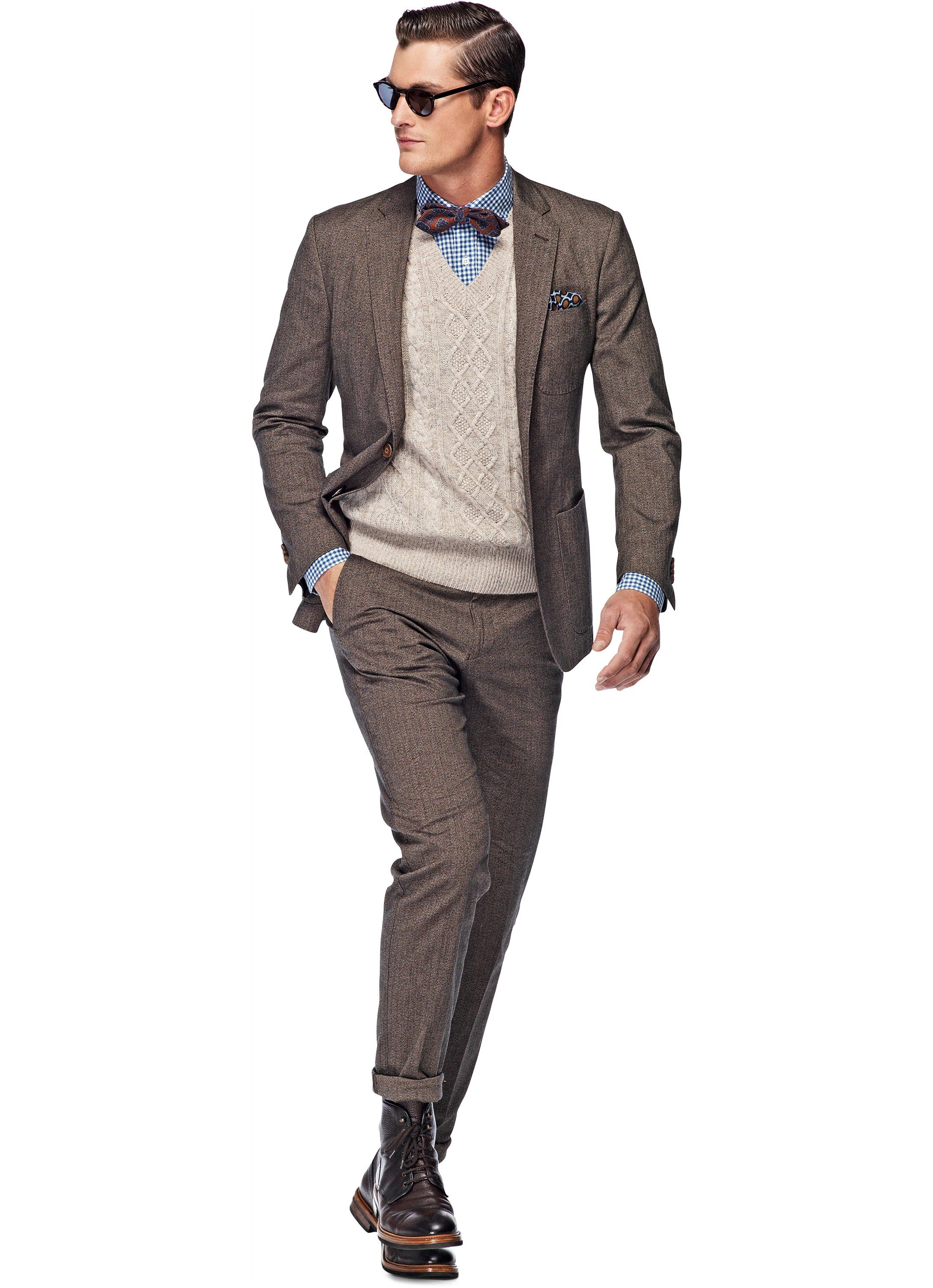 1000  images about Menswear on Pinterest | Wool, Tweed groom and Suits
