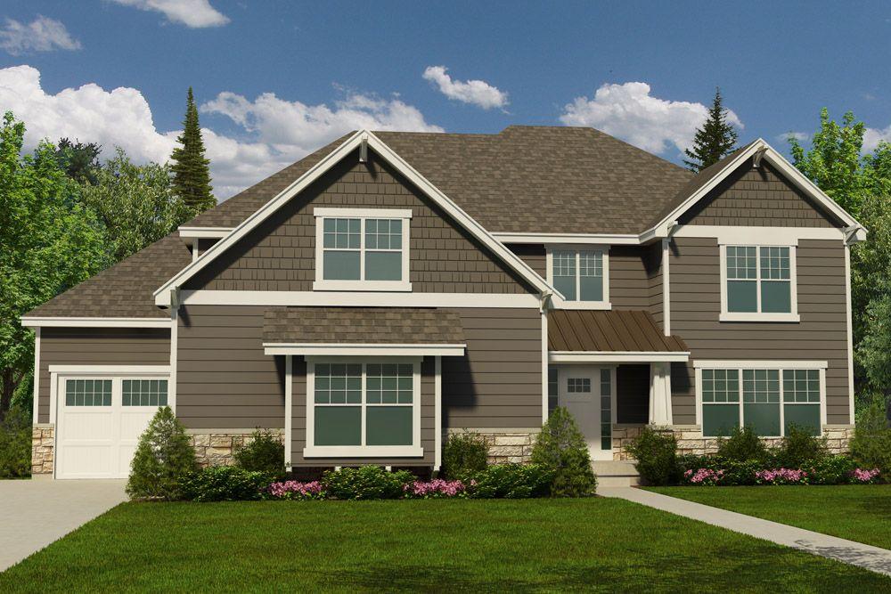 TS-2685b Hearthstone Home Design House ideas in 2018 Pinterest