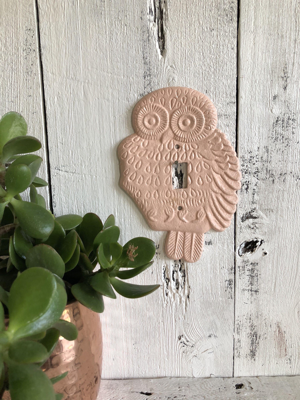 Owl Cast Iron Decorative Single Light Switch Etsy coupon