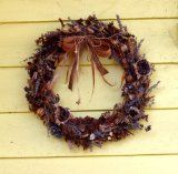 All-natural, Herbal and Floral Wreath